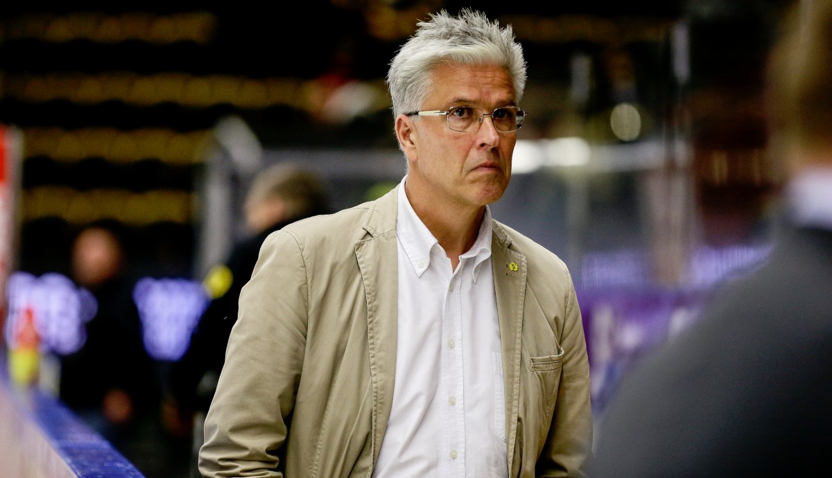 CHL-LOTTNINGEN: Klubbdirektören nöjd med Skellefteås lottning