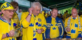STUDIO HOCKEYBLADET: Svenska fanzonen