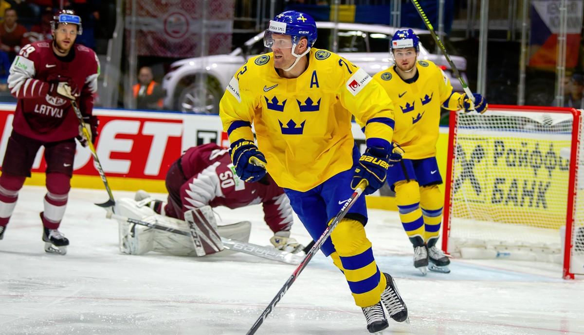 HOCKEY-VM: Tre Kronor är klart för kvartsfinal