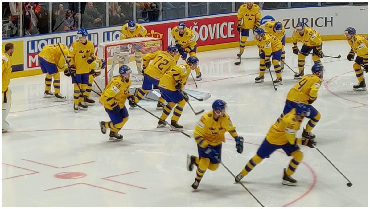 TRE KRONOR: Så rankas Sverige efter den inställda säsongen