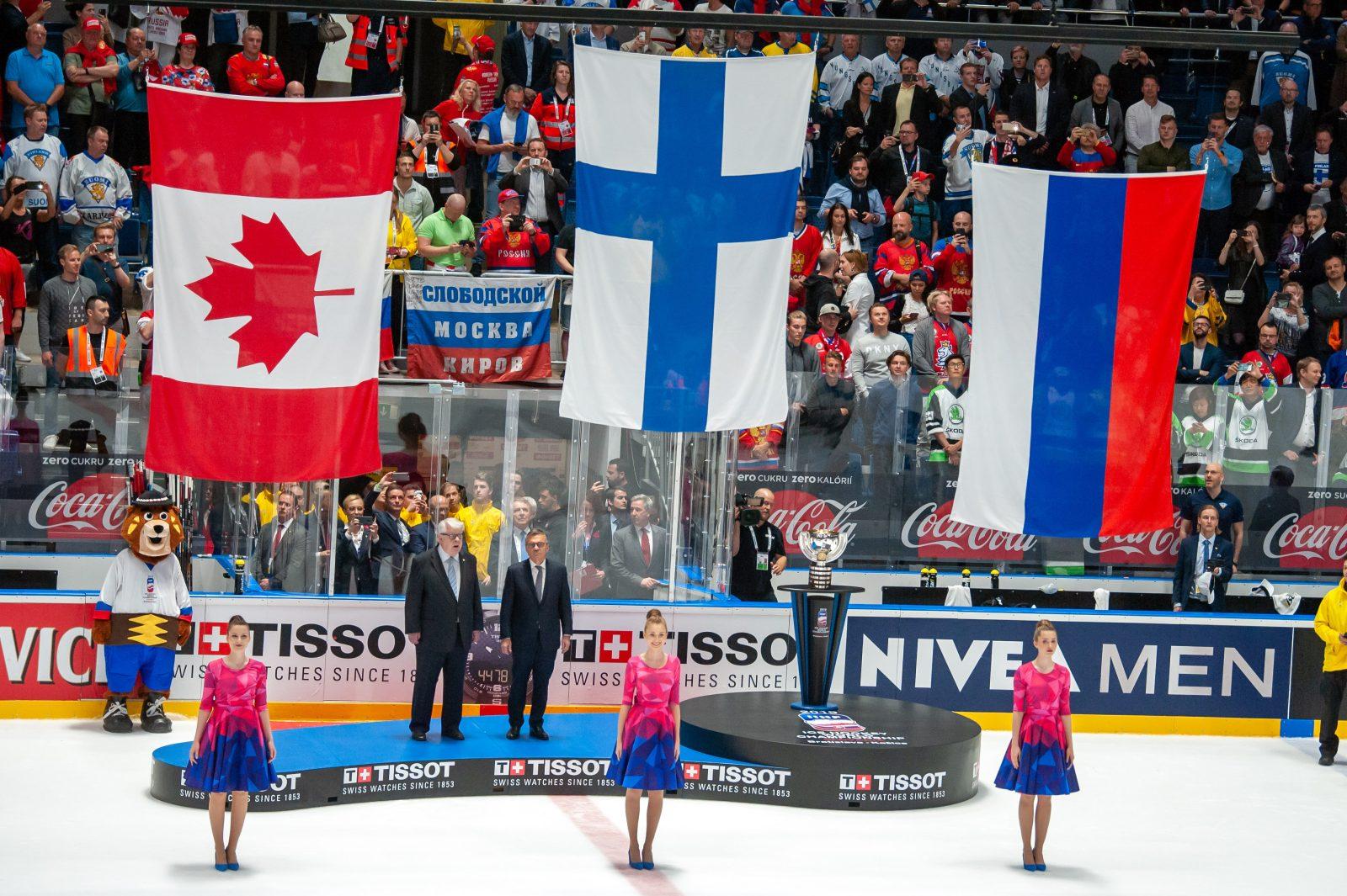 Hockey-VM 2019: Ett mästerskap att minnas