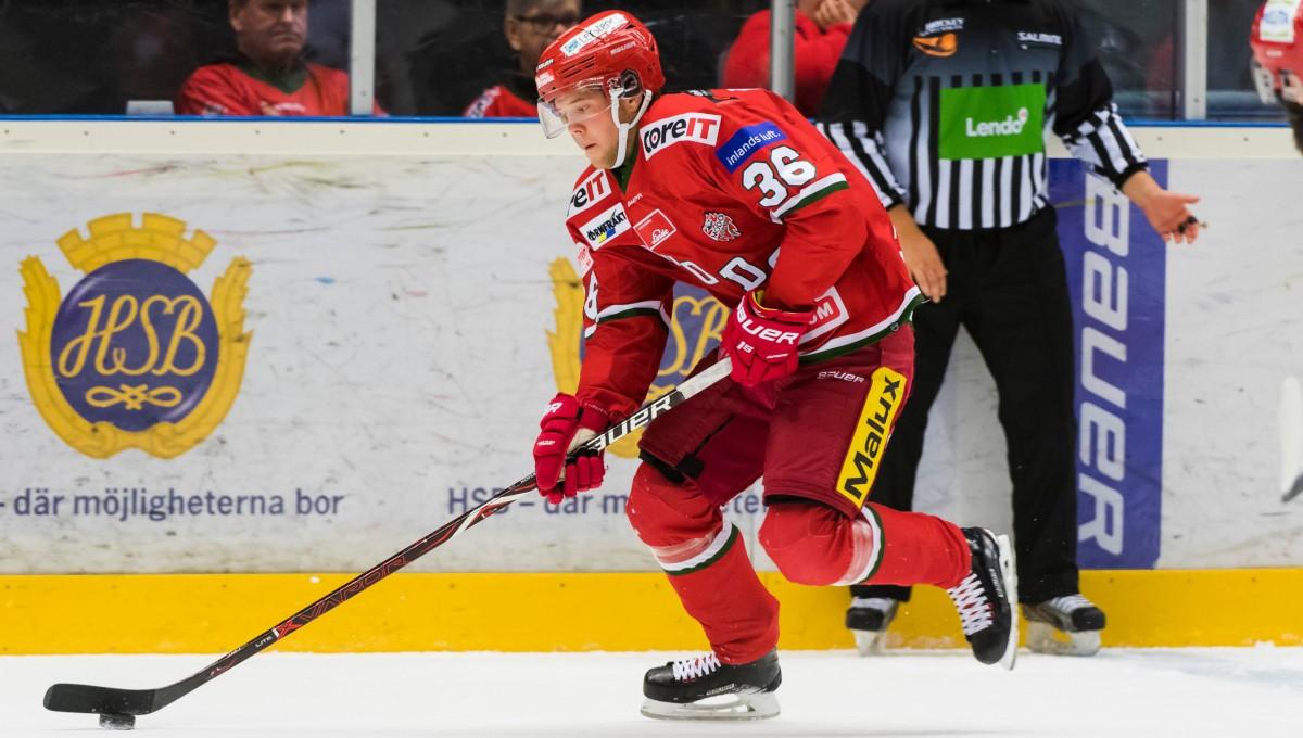 """Värvar forward: """"ung och spännande spelare"""""""
