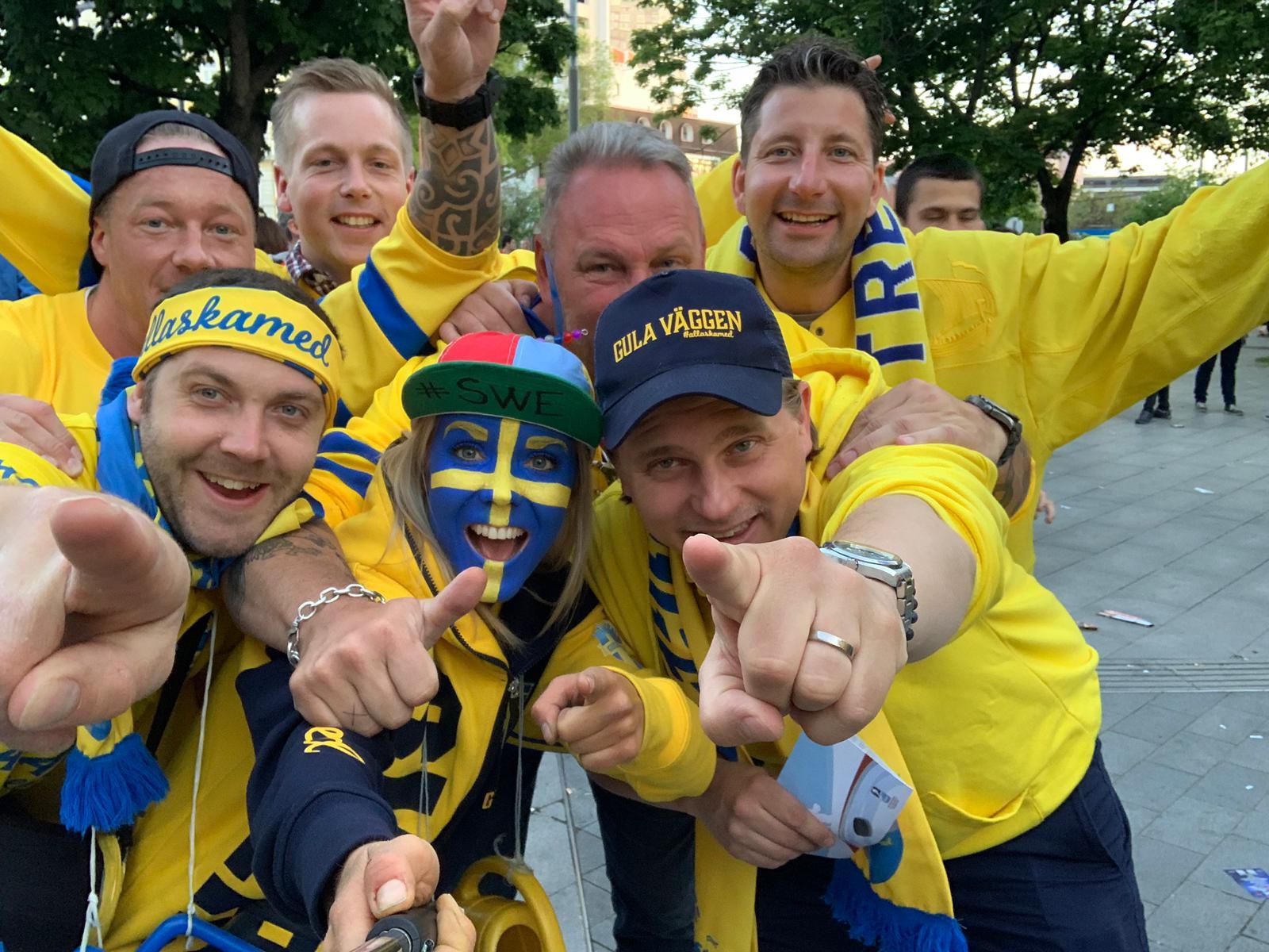 SUPPORTERFRÅGAN 12 MAJ: Tio supportrar om VM
