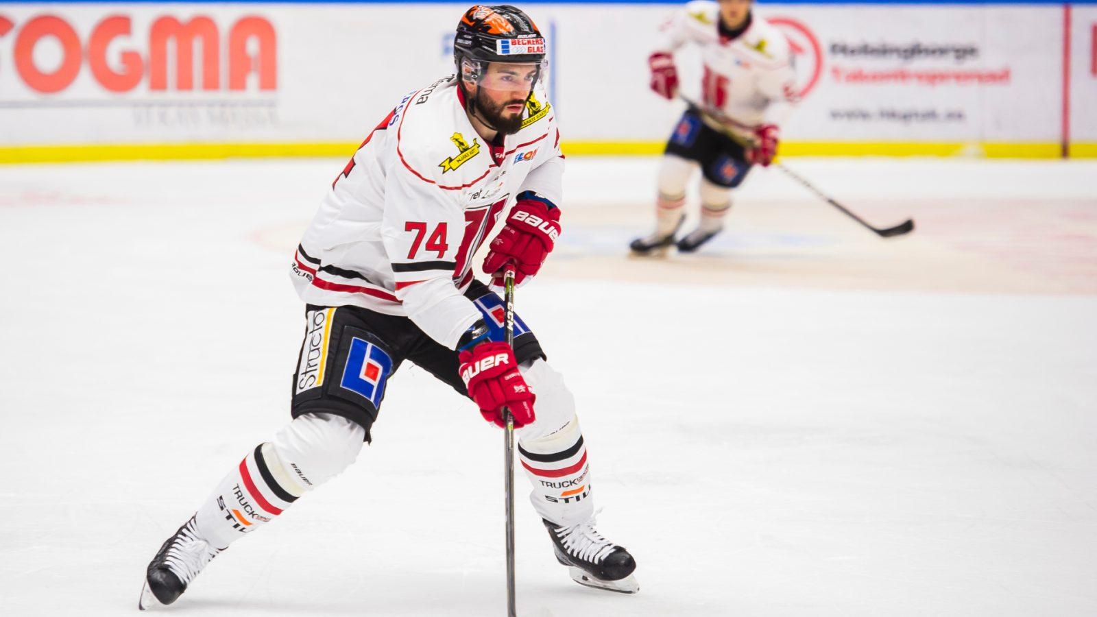 SILLY SEASON: Poängstarke backen till NHL