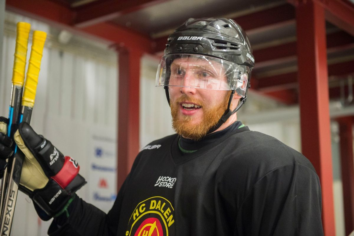 HOCKEYETTAN: HC Dalens publikfavorit avslutar karriären