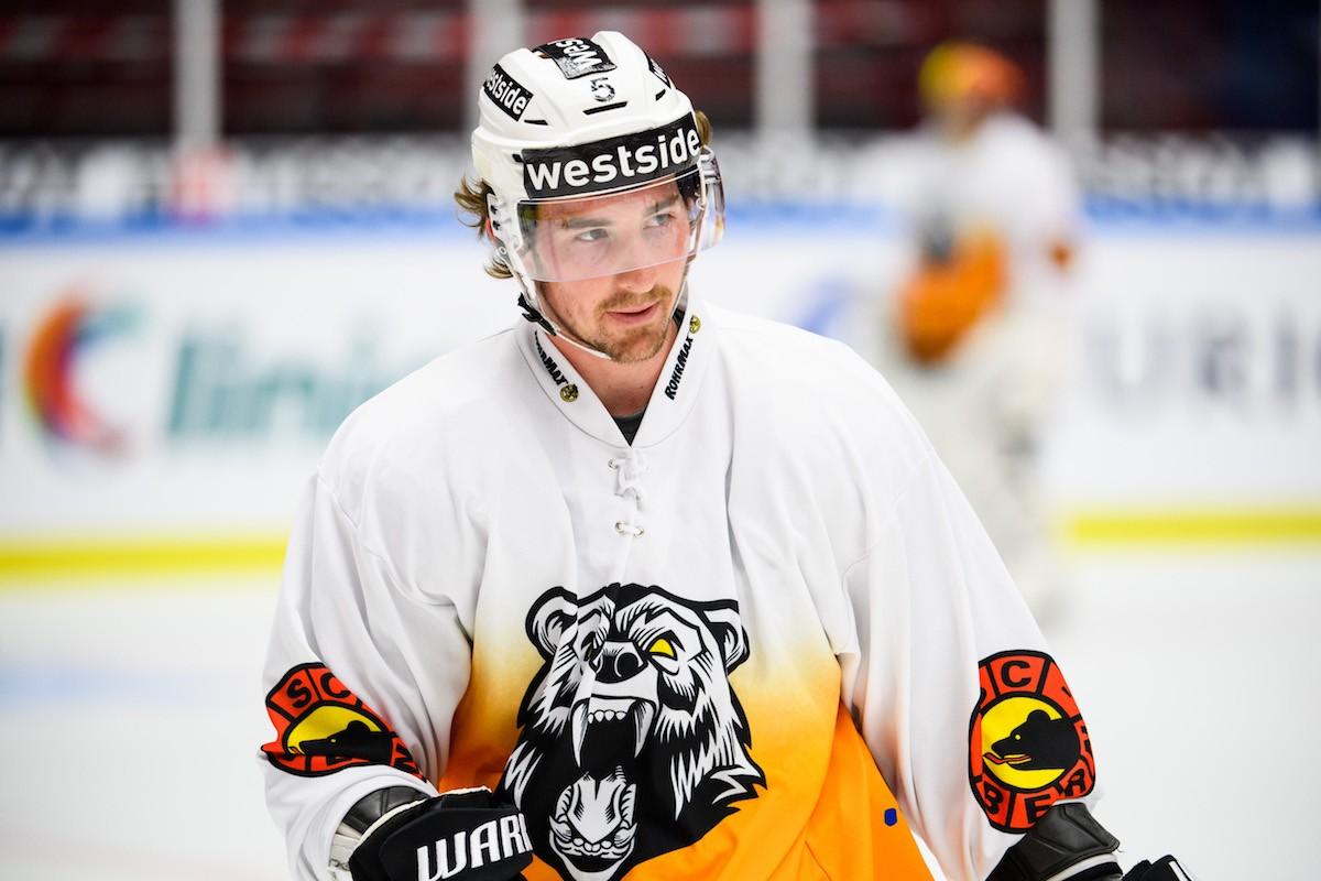 Karriären fortsätter i KHL för Adam Almquist