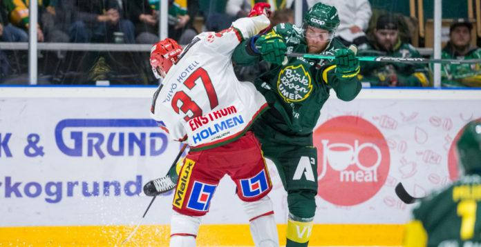 KVÄLLENS MATCHER 23/9-19: Tre hockeyallsvenska matcher