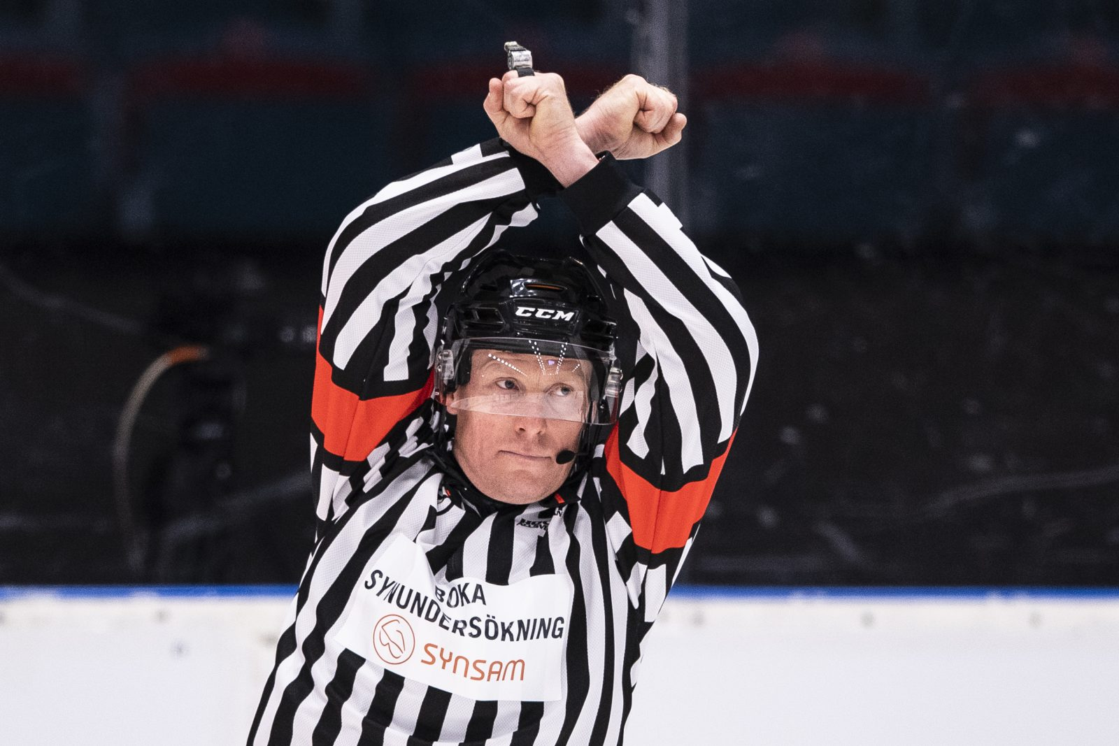 KVÄLLENS MATCHER: Full omgång av Hockeyallsvenskan