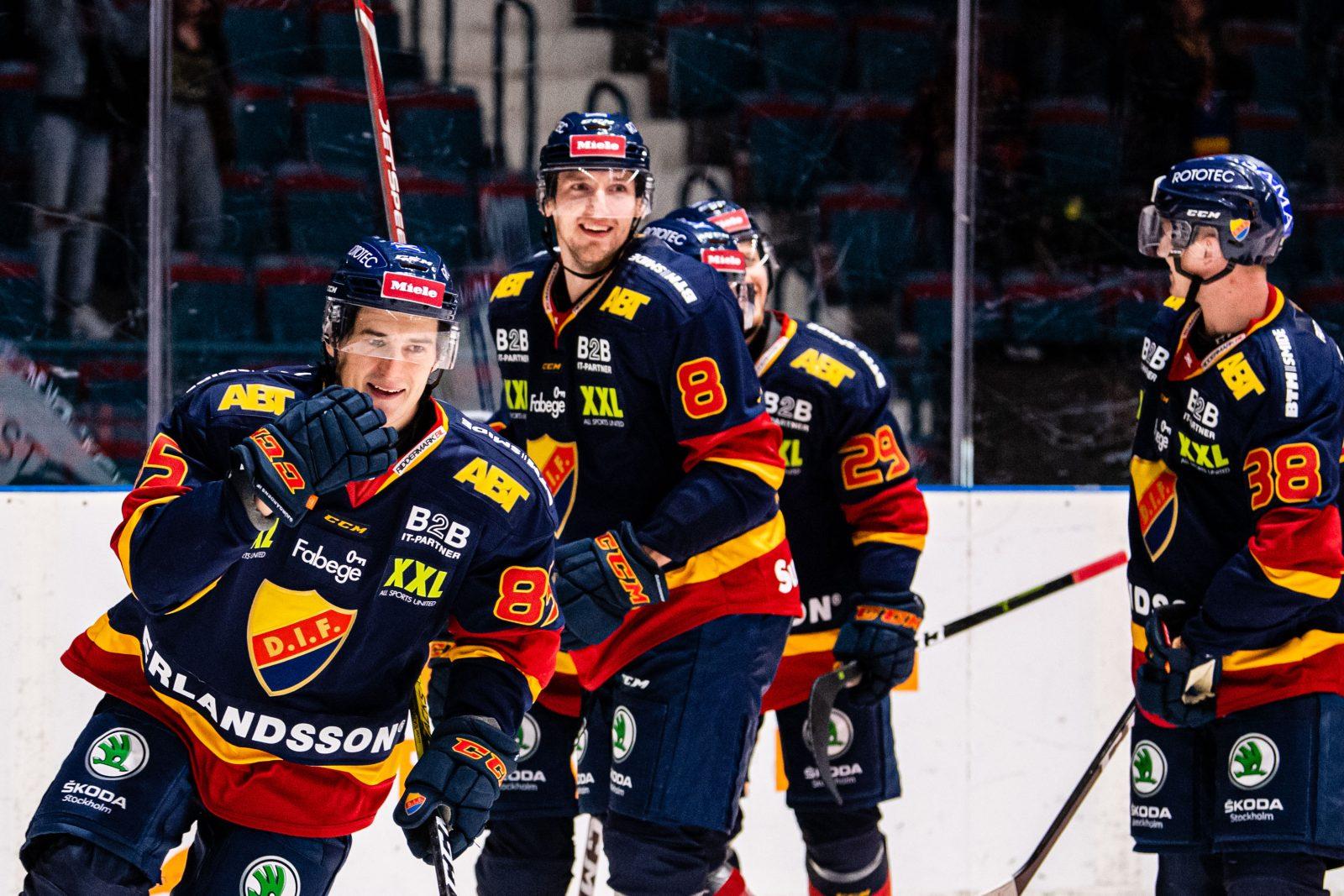 SHL: Svalt intresse när Djurgården besegrade Örebro