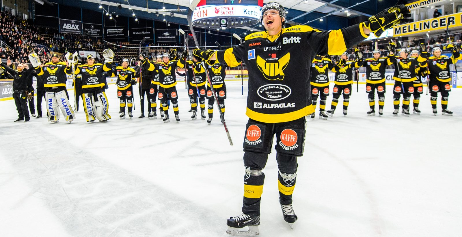 Hedlund Sa Slutar Hockeyallsvenskan 2019 2020 Hockeybladet Nu