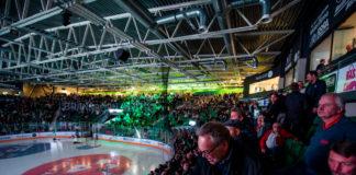 Skånederbyn, Catena Arena, Publik, Rögle