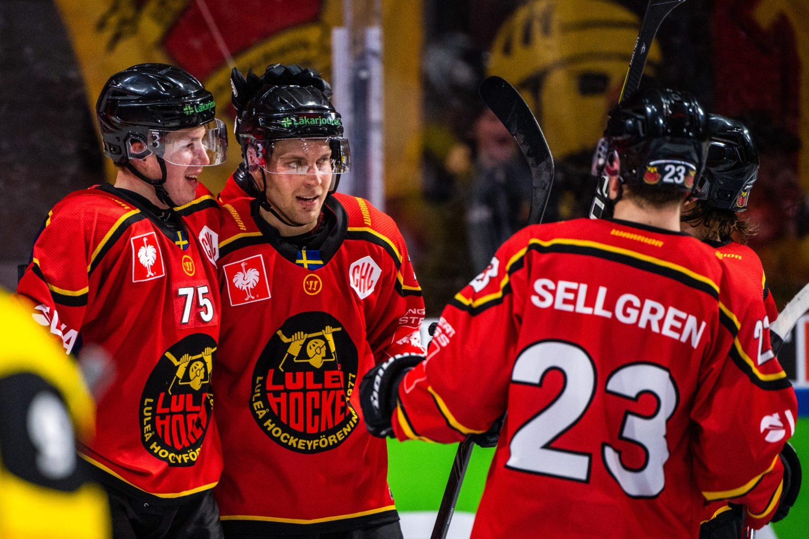 Champions Hockey League: Då spelas kvartsfinalerna