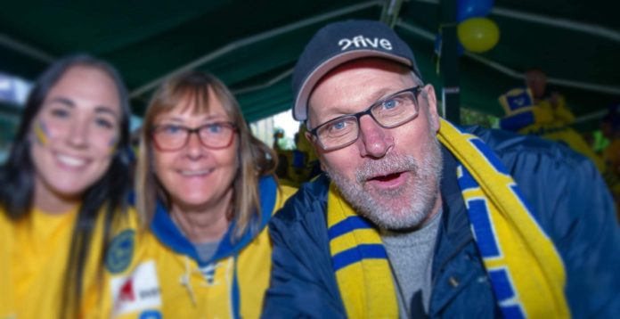 VILA I FRID: Idrottspappan och profilen Anders Markström har gått ur tiden