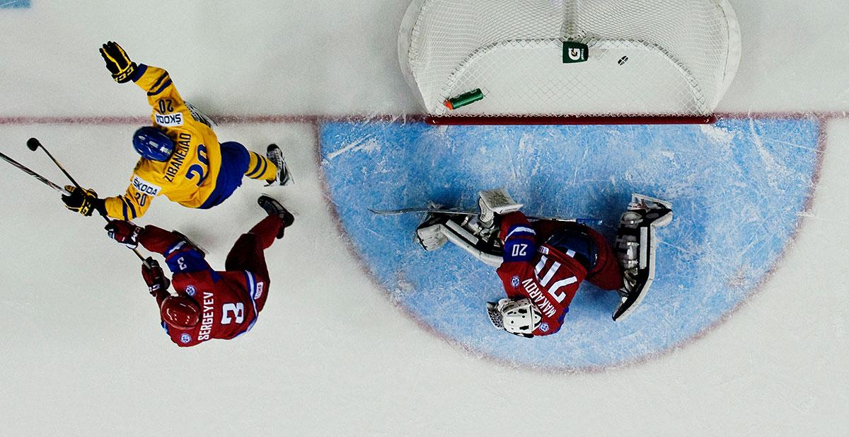 10-TALET: De har betytt mest för svensk hockey