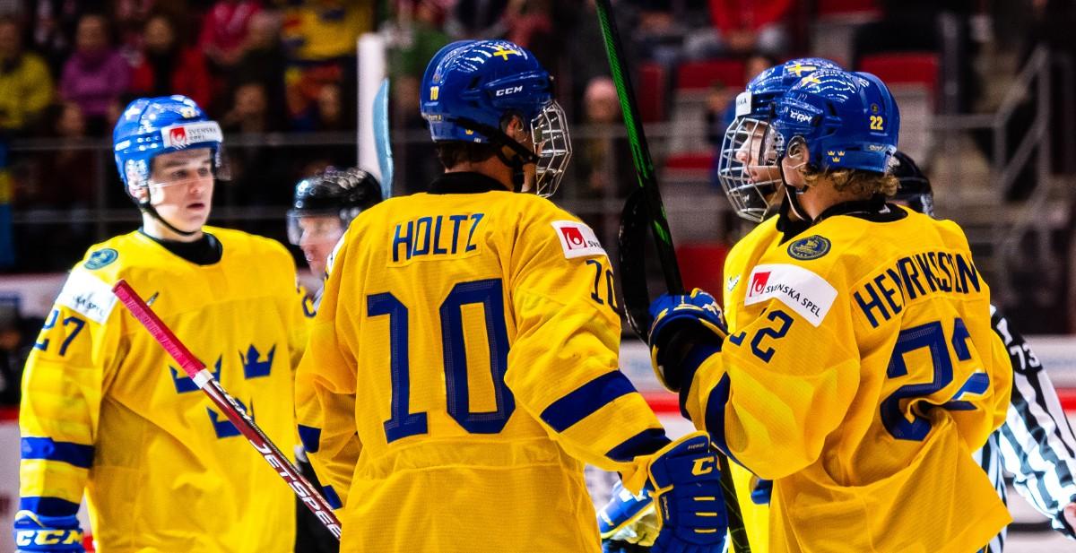 JVM: Sveriges sista gruppspelsmotstånd