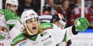 I HELGEN: Landslagsmeriterad forward till Björklöven och Sam Hallam rasar