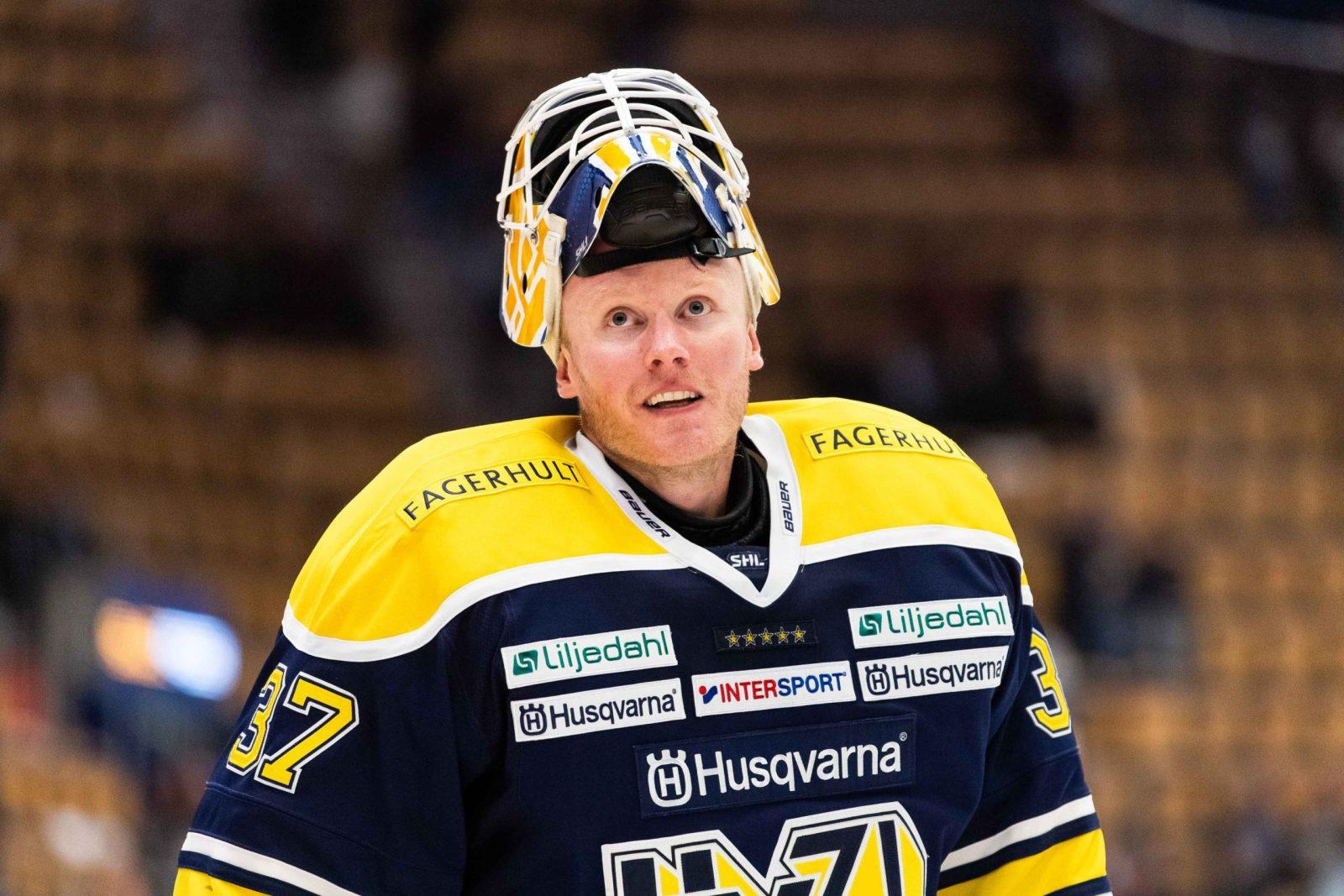 HV71 säkrade kvartsfinalplatsen efter seger mot Luleå
