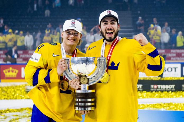 NHL-BOMBEN: Svensken lämnar Rangers