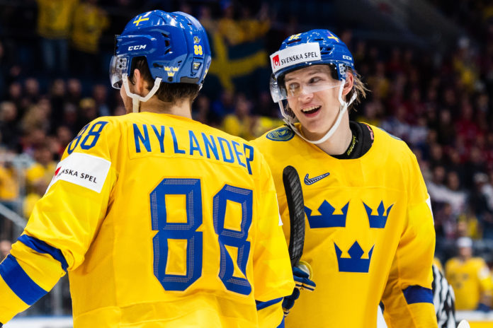 Svenske NHL-stjärnan: Drabbad av skelettcancer