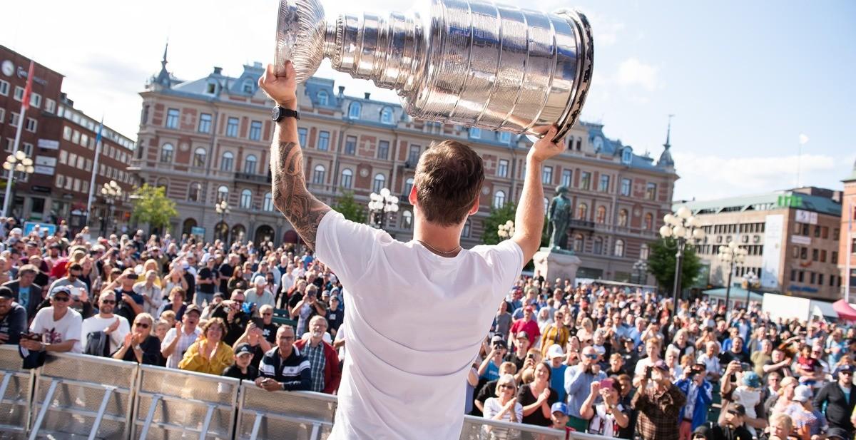 De bästa nordiska hockeystjärnorna i NHL