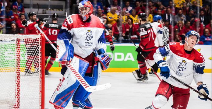 Patrik Bartosak är klar för Modo Hockey