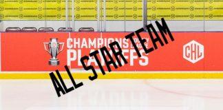 CHL: Här är turneringens All star team