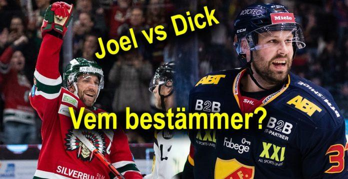 DIF-FRÖLUNDA: Vem bestämmer i svensk hockey?