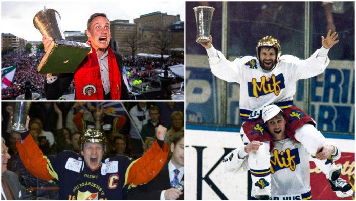 De har blivit svenska mästare – år för år