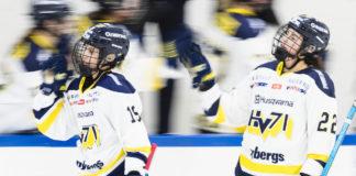 HV71 förlänger med fem spelare