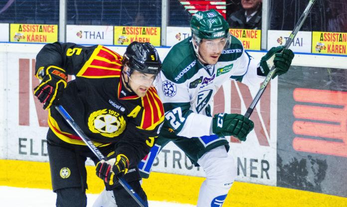 BEKRÄFTAT: NHL-meritererad forward till SHL
