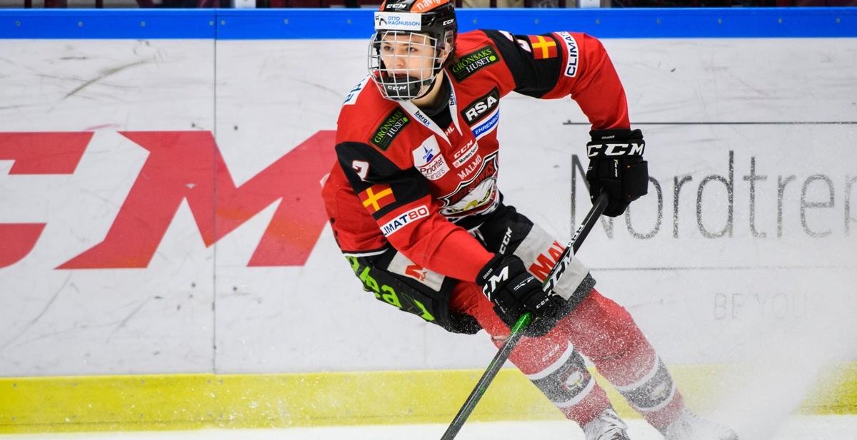 MALMÖ: Mängder av NHL-scouter på plats