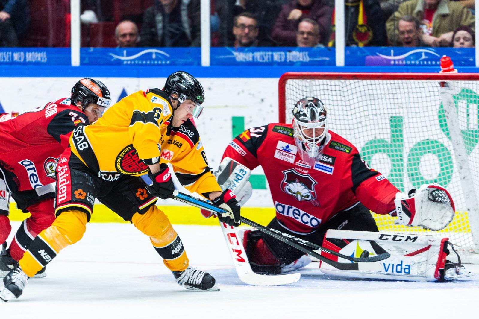 Förre Luleå- och Malmöspelaren tvingas lämna KHL-laget