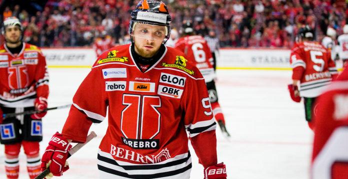 Robin Kovacs deppar efter ännu en förlust med sitt Örebro. En klubb han kom till i Januari.