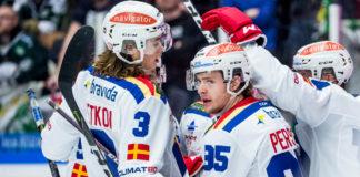 Malmö vinner hyllningsmatchen