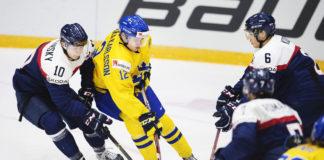 HOVET: NHL-scoutens intresse för forwarden