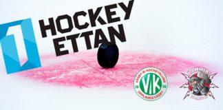 KVAL: Så spelas Hockeyettanfinalen – de sänder