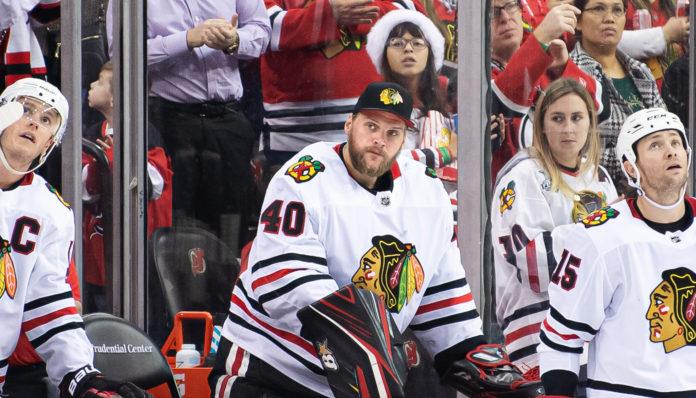 BEKRÄFTAT: Robin Lehner lämnar Chicago Blackhawks