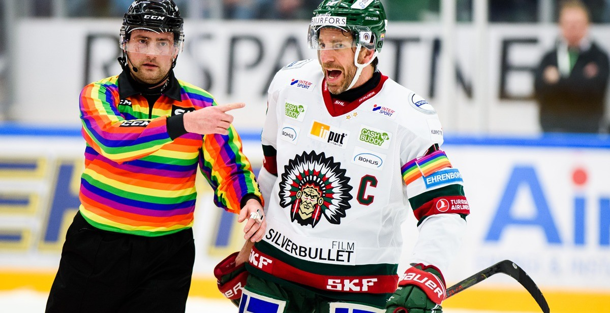 Joel Lundqvist anmäls för domarknuffen