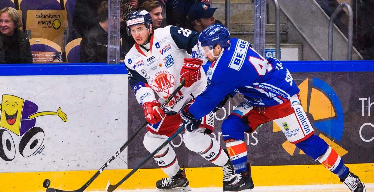 SILLY SEASON: Ytterligare en spelare lämnar Västervik – klar för SHL-klubb
