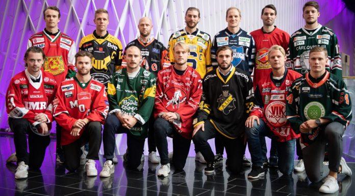 STATISTIK: Så slutar Hockeyallsvenskan 2019/2020