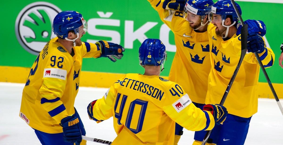 Tre Kronors odds inför VM