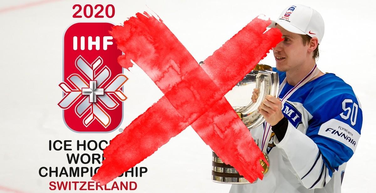 BESKEDET: Ishockey-VM 2020 ställs in