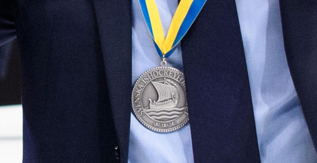 HOCKEYHISTORIA: Kommer ni ihåg silvermedaljörerna?