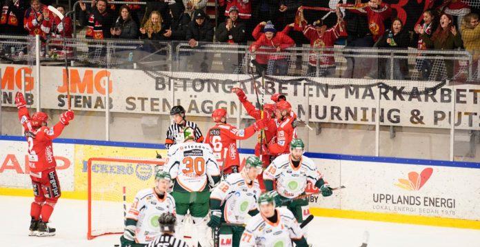 REVANSCHEN: Almtuna klara för Hockeyallsvenskan nästa säsong