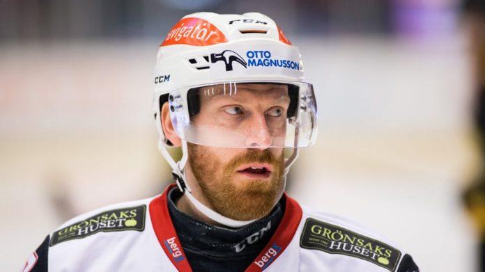 Jens Olsson klar för Frölunda