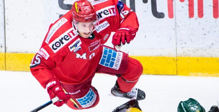 BEKRÄFTAT: Hockeyallsvenska poängmaskinen till SHL