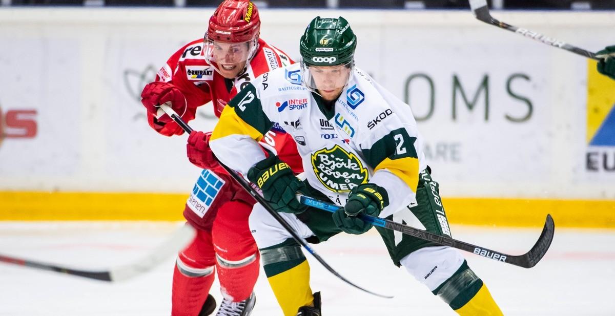 Bottenklubben fortsätter värva från Hockeyallsvenskan