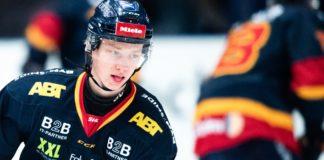 Talangen lämnar Djurgården – klar för spel i Hockeyallsvenskan
