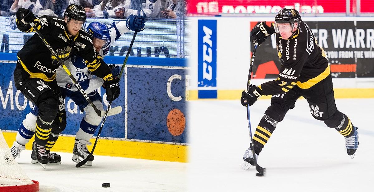 Två nygamla spelare klara för AIK