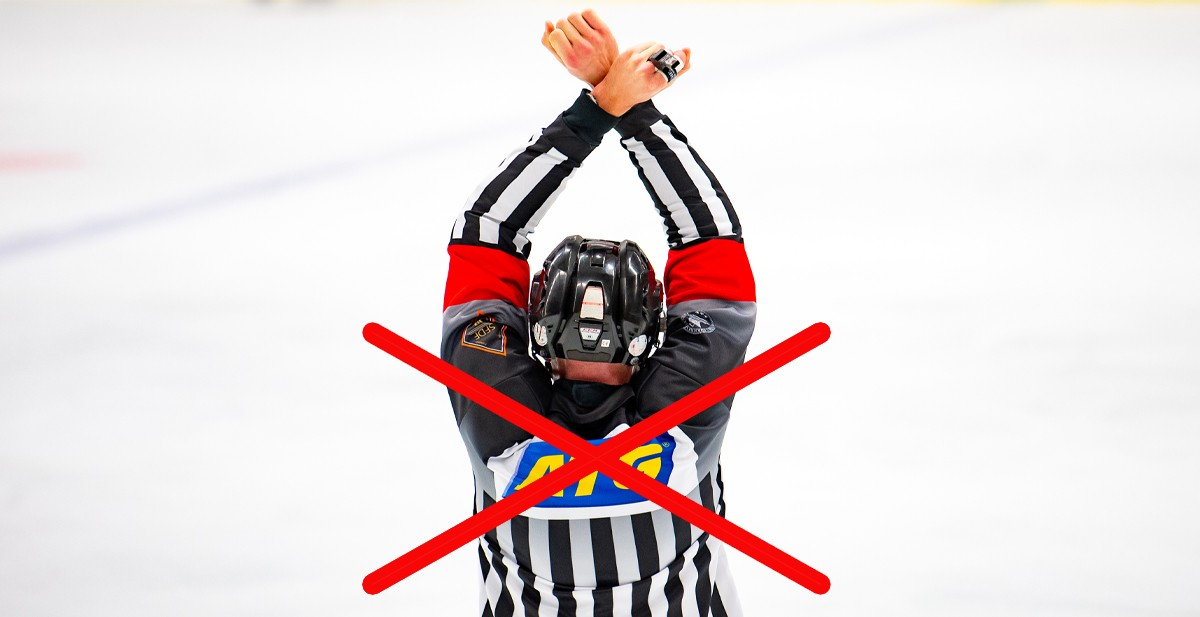 ATG bryter samarbetet med Hockeyettan